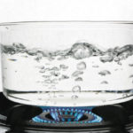 acqua bollire