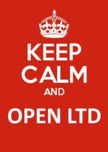 aprire azienda inglese
