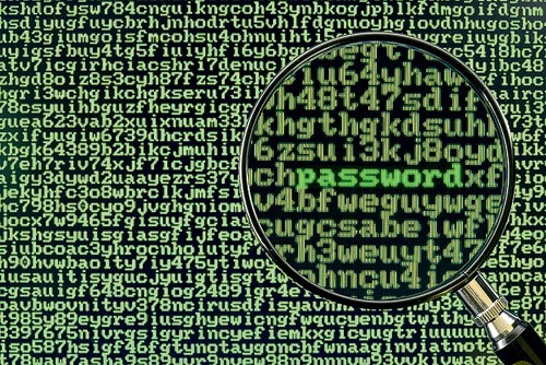 Scoprire una password