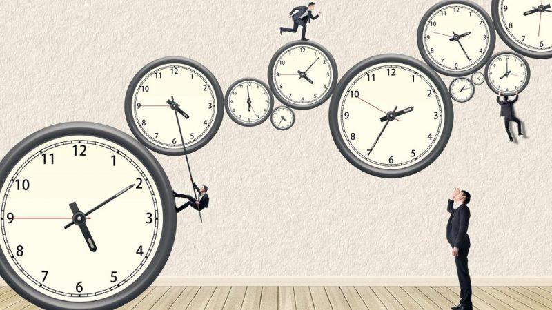 Tempo come organizzarlo: 3 libri