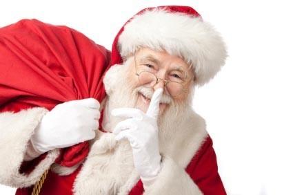 Babbo Natale: quanto tempo ci vuole per portare i regali a tutti i bambini